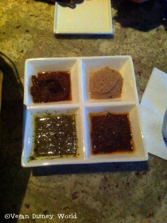 African Inspired Dips