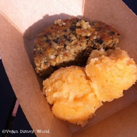 Vegetarian Haggis without Mashed Potatoes
