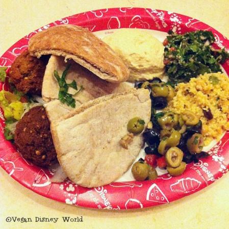 Modified Vegetable Platter