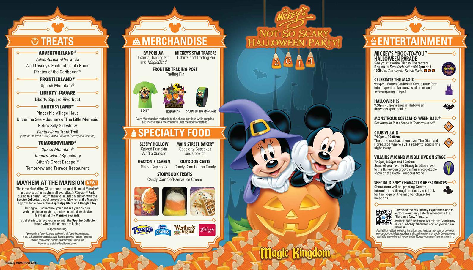 Mickey's Not-So-Scary Halloween Party – Vegan Disney World