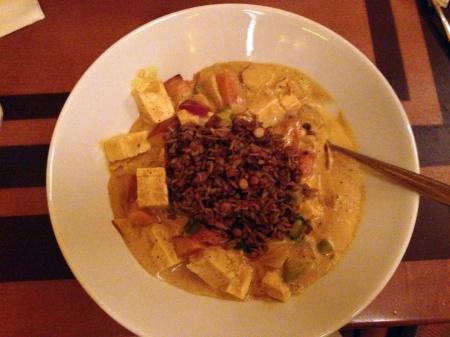 Rachel's Curry