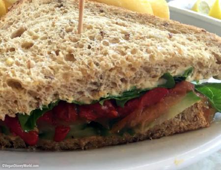 Sandwich Detail