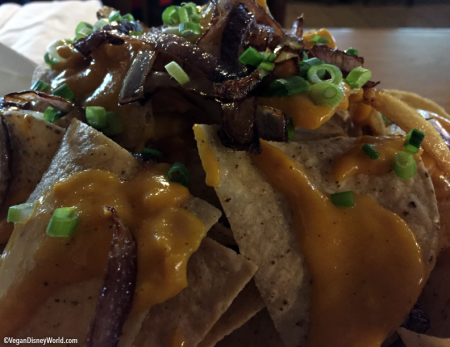 Nachos Close Up