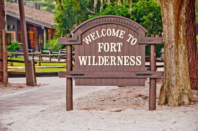 A feast at fort wilderness trail s end vegan disney world for Fort wilderness cabins reservations