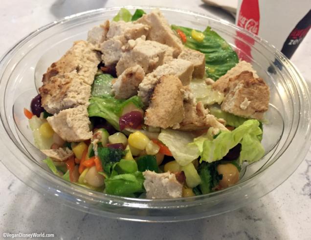 Gardein Chick'n Chunk Salad