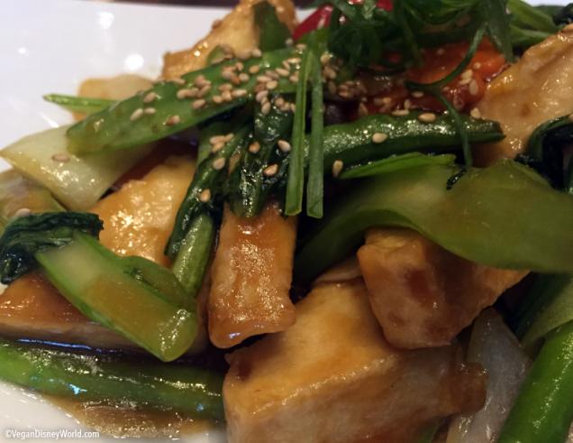 Tofu Close Up