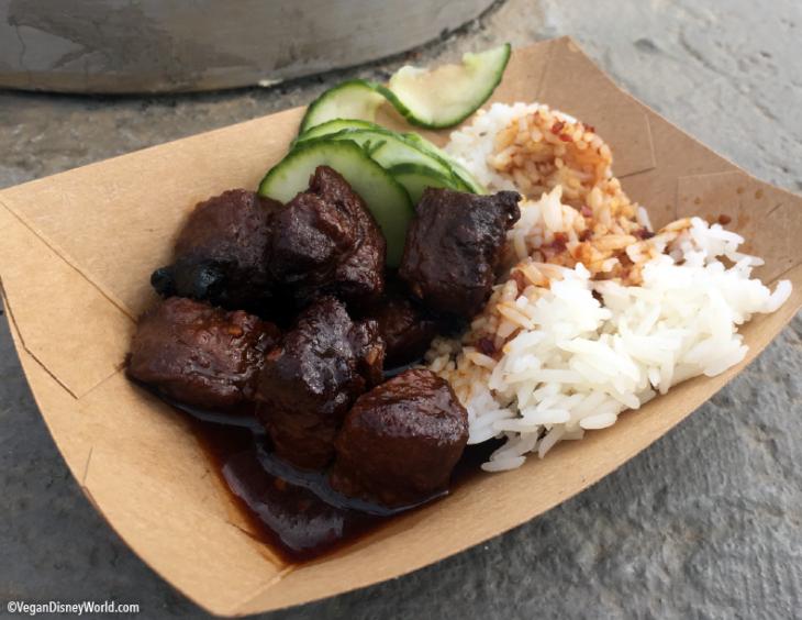 Vegan Korean Barbecue