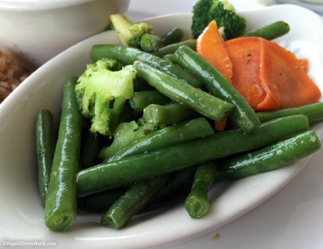 Garlic Vegetables