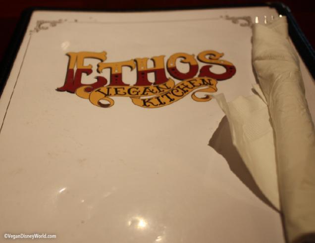 Ethos Menu