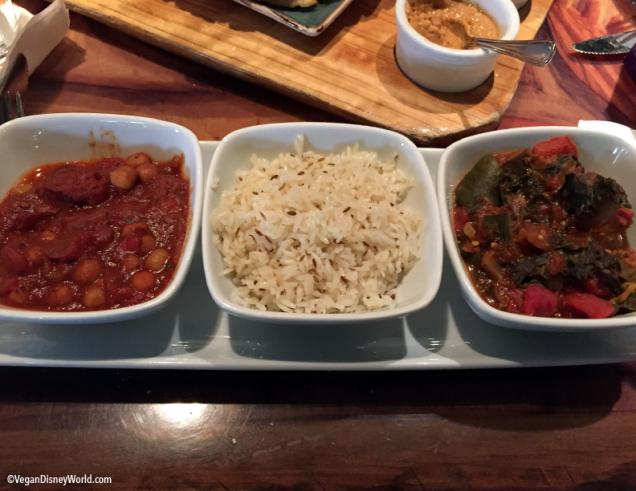 Potjie Inspired Vegan Plate
