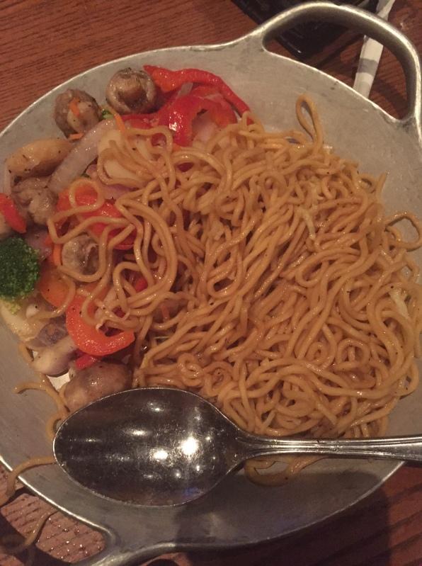Stir Fry Noodles