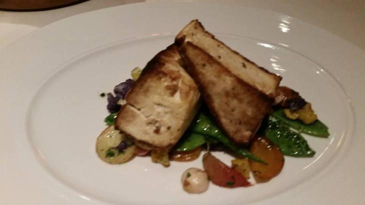 Roasted Tofu