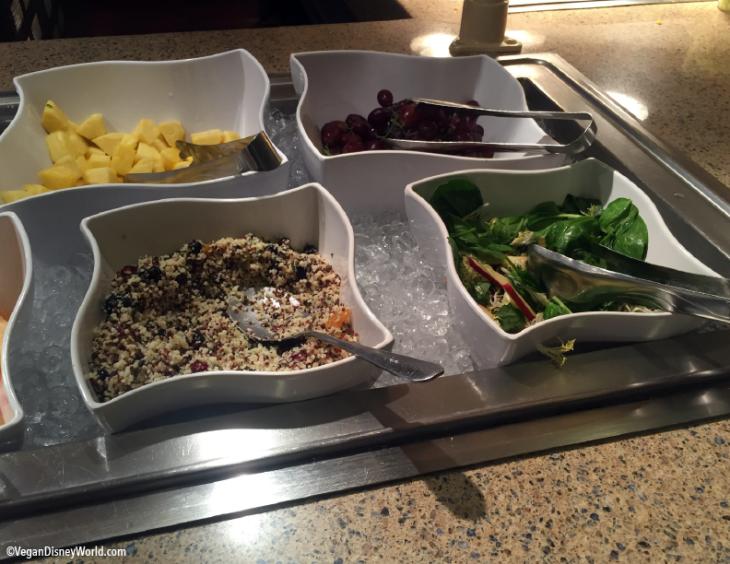 Salads and Fruit
