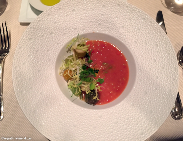 Heirloom Tomato Gazpacho Heirloom Tomato Gazpacho