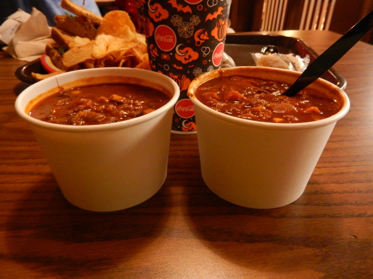 Chili from Columbia Harbour House