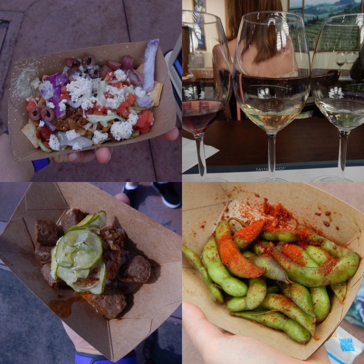 Food and Wine finds