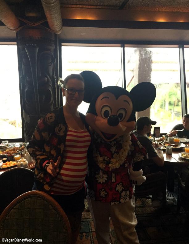 Mickey and Melissa